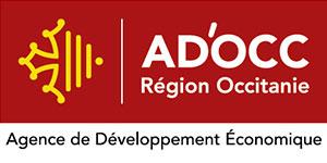 Logo Ad'Occ Agence de développement Economique
