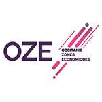 Logo Oze Occitanie Zones Economiques